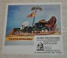 Soldat Alien Graveyard Resin Model Kit Sculpted By John Allard 1996