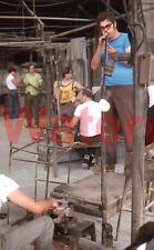 Kanawha Glass Blower Factory Worker Dunbar West Virginia 1974 Kodak 35mm Slide 5