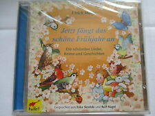 Ulrich Maske: Jetzt fängt das schöne Frühjahr an - Kinderlieder - CD Neu & OVP