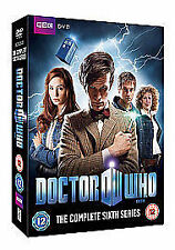 Doctor Who - Series 6 - Complete (DVD, 2011, 6-Disc Set, Box Set)