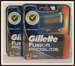16 Gillette Fusion Proglide Lamette rasoio in conin con Numero serie