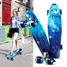 Skateboard Skate Board Komplettboard Funboard Longboard ABEC 7 Kinder Erwachsene