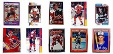 (10) Eric Lindros Odd-Ball Trading Card Lot