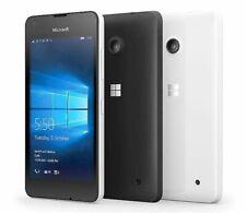 Microsoft Lumia 550 Black - Windows 10 - Quad-Core LTE Smartphone RM-1127 - NEU