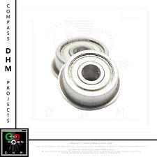 Cuscinetto radiale a sfere flangiato F625ZZ CNC Reprap 3D printer