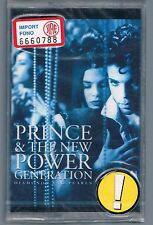 PRINCE AND THE NEW POWER GENERATION DIAMONDS AND PEARLS MC K7 MUSICASSETTA SIGIL