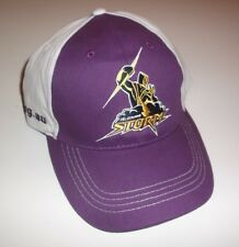 MELBOURNE STORM NRL RUGBY LEAGUE HAT BRAND NEW (2)