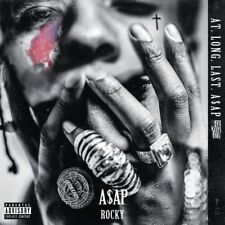 ASAP ROCKY AT LONG LAST A$AP CD NEW 2015