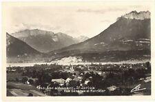 CPSM 74 Haute-Savoie Lac d'Annecy Saint Jorioz