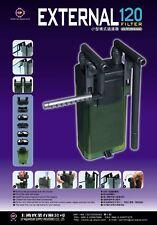 Up Aqua External hang on fish aquarium canister filter for nano tank 60L