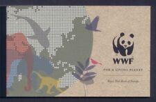 GB 2011 WWF PRESTIGE STAMP BOOK