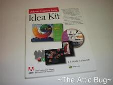 Adobe Creative Suite IDEA KIT ~ BOOK