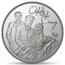 FRANCE 10 Euro Argent BE 2013 Littérature Odette de CRECY - Silver coin