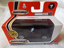 MATCHBOX MADE IN CHINA BMW Z8 BLACK/RED 9/75