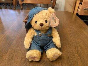 Cherished Teddies Radio  Flyer Plush - Bear Only -1999