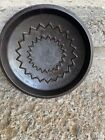 VINTAGE WAGNER WARE NO. 8 CAST IRON DUTCH OVEN LID COVER 1268 B