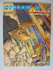 Operation Odin Mike Maurus / Wolfgang Schneider Comic Art Zustand 1