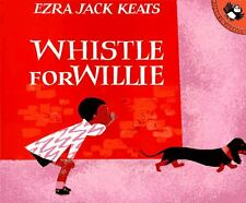 WHISTLE FOR WILLIE (PAPERBACK) 1977 PUFFIN (Picture Puffins) by Pearson Early Le