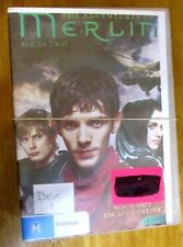 The Adventures of Merlin: Series 2 - DVD - 4 DISCS Region 4