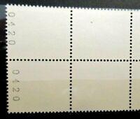 DDR - 2x 5er - Streifen zusammenhängend mit Nr.!!! Mi. 1868 vR, gestempelt!