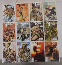 YOUNG X-MEN #1-12 - Marvel Comic Run