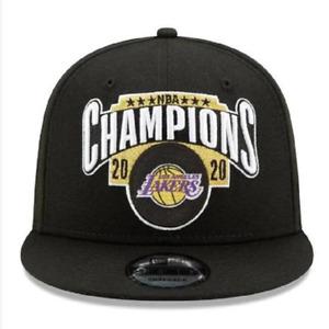 Los Angeles Lakers Era 2020 Team Locker Hat SnapBack Cap Gift Baseball Hiphop