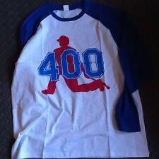 Texas Rangers 29 Adrian Beltre T-Shirt 400 Home Runs Mens adult XL NEW Lg Sl