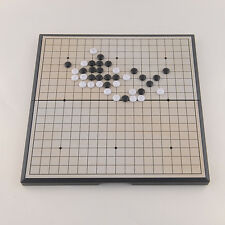 Quality Foldable Game of Go Go Board Game WeiQi Full Set 19x19 Study Size