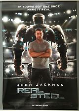 Real Steel Movie Poster 11x17 Mini Poster #05 28cm x43cm