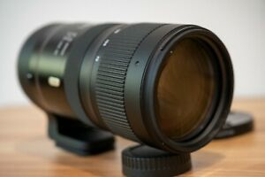 Tamron SP 70-200mm f/2.8 Di VC G2 with Tap-InNikon Mount - Excellent Condition