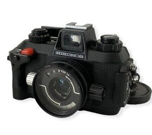 Nikon NIKONOS IV-A Underwater Film Camera 35mm f/2.5 Lens From JAPAN