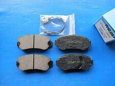 Plaquettes de freins avant Icer pour: Talbot: 1510, Alpine, Solara