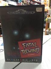 Fatal Rewind SEGA MEGA DRIVE USATO GARANTITO