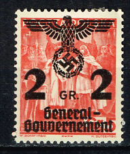 Germany Start of WW2 General Government Swastika Eagle 1939 MLH G2
