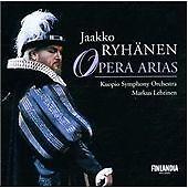 Jaakko Ryhanen Markus Lehtinen Kuopio SO Opera Arias (2001) CD