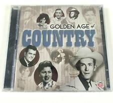 Golden Age of Country: Waltz Across Texas by Various Artists CD Sealed
