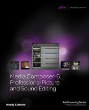 Media Composer 6: Professional Picture and Sound Editing (Avid Learning), Lidsto