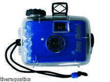 Reusable Waterproof Camera Film Included Water Ocean Beach Pool Kids CRW-20