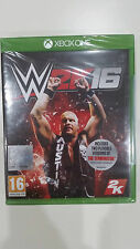 WWE 2K16   Brand New Xbox One XB1 Game   SAME DAY FREE SHIPPING
