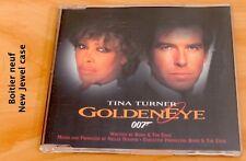 Tina Turner – Bono - GoldenEye - 4 Tracks - Boitier neuf - CD maxi-single