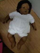 Signed by Artist Mo Doll 1990 / 1991 Annette Himstedt Barefoot Babies