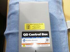 1/2 HP 230V Franklin QD Control Box Submersible Water Pump # 2801054915