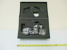 Harley-Davidson Vivid Black 2012 FLHR Road King By DCP 1/12th Scale