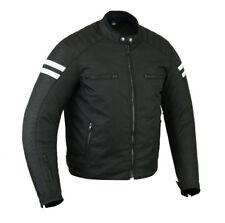 Motorradjacke mit Protektoren Herren Textil Motorrad Jacke Roller Gr. S bis 6XL*