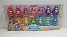 Just Play Care Bears Collector Set 14 Figurines Sweet Sakura Bear Exclusive