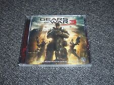 XBOX 360 Gears of War 3 CD Soundtrack NEW