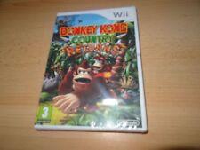 Videojuegos Donkey Kong Nintendo Wii PAL