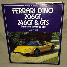 Ferrari Dino 206GT, 246GT & GT Pininfarina V6 Road Cars / Ian Webb*