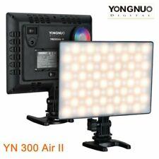 YONGNUO YN300 Air II 3200K-5600K RGB LED Light Photo Studio Camera Video Lights