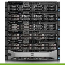 Enterprise Dell PowerEdge R720 2.50GHz 12-Core Server | 64GB RAM | 10TB STORAGE